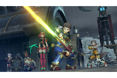 Xenoblade Chronicles 2 Combat Guide: Excel at Blade Combos ...