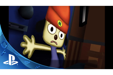 PaRappa The Rapper 2 - Gameplay Video 1 | PS2 on PS4 - YouTube