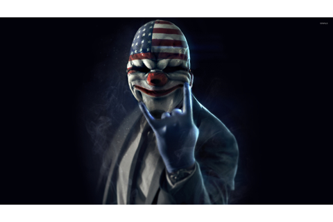 Payday 2 [2] wallpaper - Game wallpapers - #22919