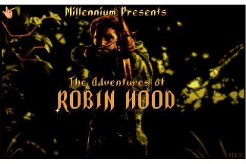 The Adventures of Robin Hood | Play DOS games online