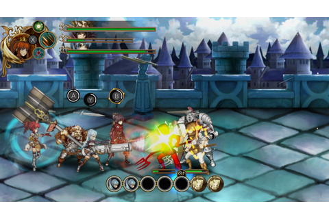 Fallen Legion: Rise to Glory releases for Nintendo Switch ...