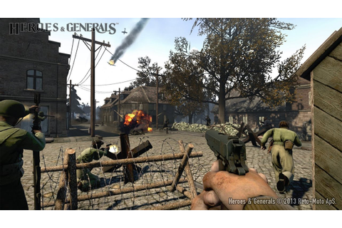 BEST FREE ONLINE GAME ABOUT WW2 on PC ! FPS Heroes and ...