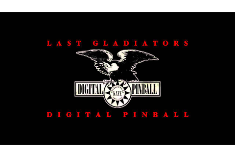 Digital Pinball - Last Gladiators Soundtrack HD - YouTube