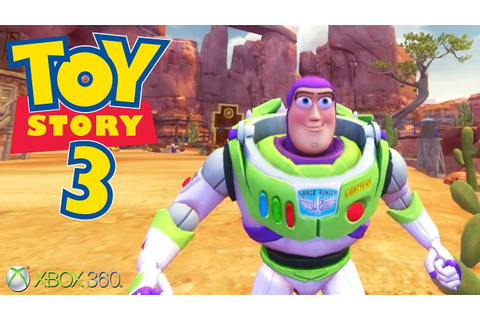 Toy Story 3: The Video Game - Xbox 360 / Ps3 Gameplay ...