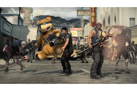 Dead Rising 3 Co-Op and Super-Combos – The Average Gamer