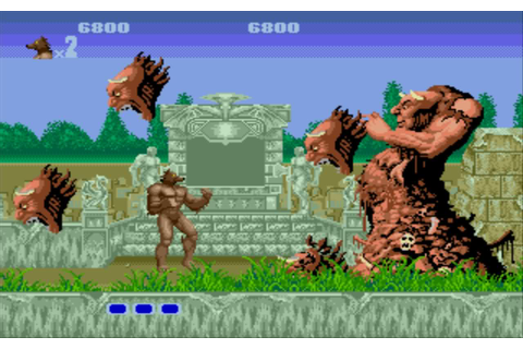 Altered Beast » SEGAbits - #1 Source for SEGA News