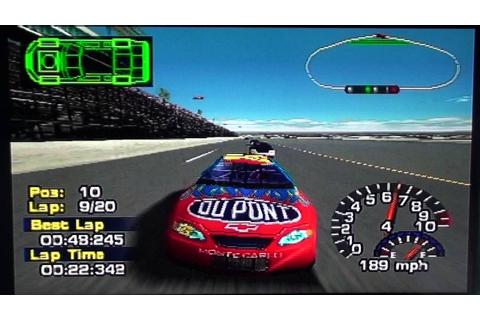 NASCAR THUNDER 2004 DRIVERS FOR MAC