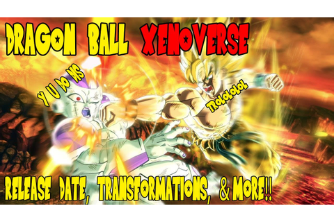 Dragon Ball Xenoverse: In-Game Transformations Confirmed ...