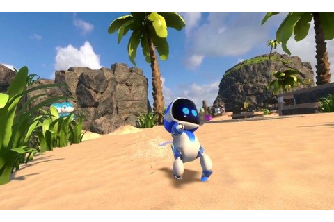 Astro Bot Rescue Mission Demo Coming to PSVR