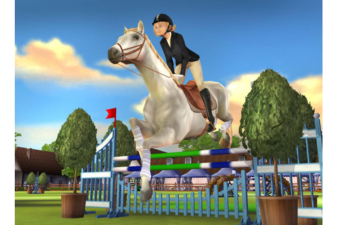 My Horse & Me 2: Riding for Gold - Horse Games Online