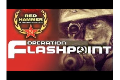Operation Flashpoint: Red hammer 3 часть - YouTube