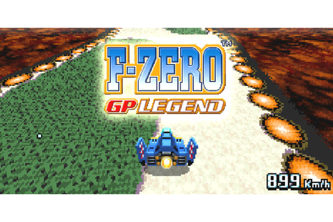 F-Zero: GP Legend | Game Boy Advance | Jeux | Nintendo
