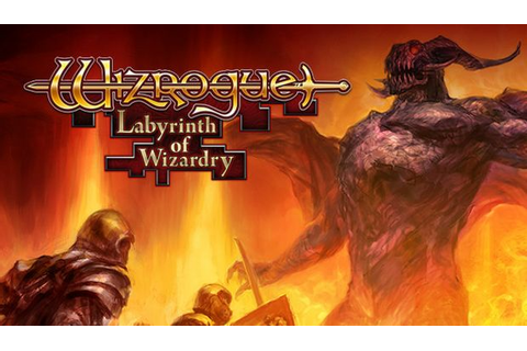Wizrogue - Labyrinth of Wizardry Free Download « IGGGAMES