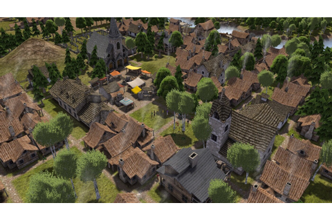 Banished Is Like SimCity Without The City (But With ...