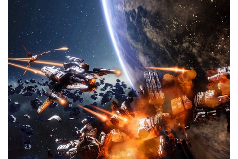 End Space VR Space Combat Game Launches On Oculus Rift ...