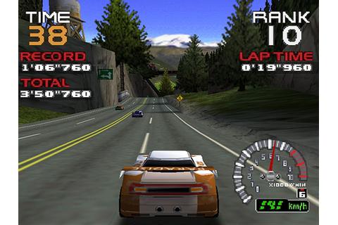 ridge racer 64 rom