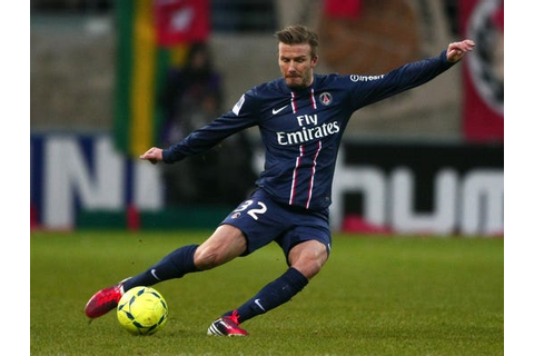 Beckham to help boost image of Chinese soccer