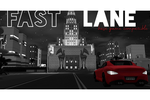 My Sims 3 Blog: Base Game Compatible Fast Lane Stuff ...
