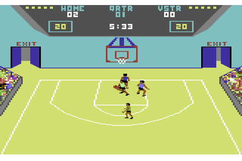 GBA Championship Basketball: Two-on-Two (1986) by ...