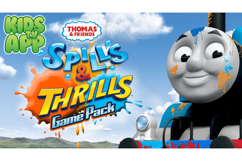 Thomas & Friends: Spills & Thrills Game Pack (HiT ...