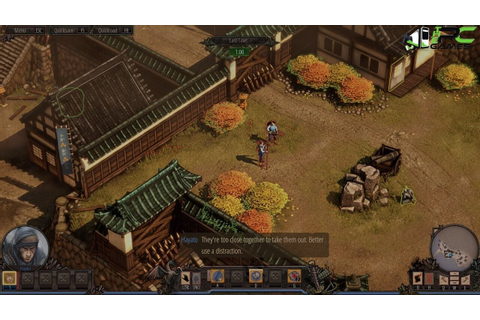 Shadow Tactics Blades Of The Shogun PC Game [V1.1.2] Free ...