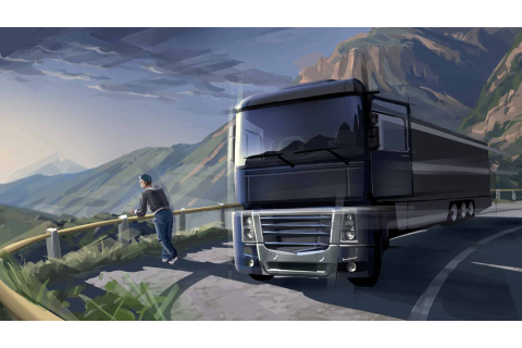 Euro Truck Simulator 2 Download game ETS2
