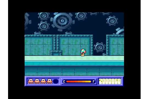 Metal Jack (USA Prototype) SNES - Ken Striker playthrough ...