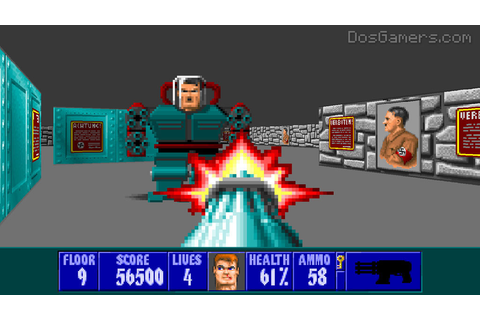 How to play Wolfenstein 3D on Windows 10: ECWolf