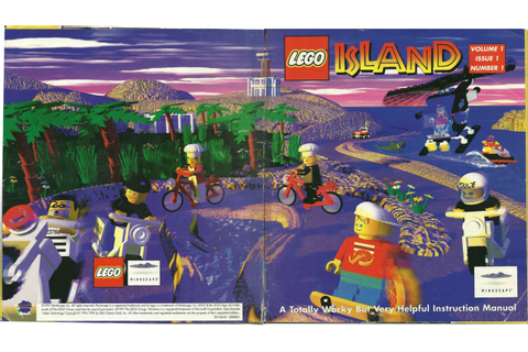 Image - LEGO Island Manual Cover.jpg | Brickipedia ...