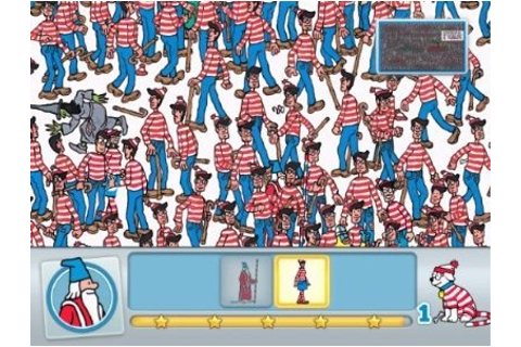 Review: Where's Waldo? The Fantastic Journey (Nintendo Wii ...