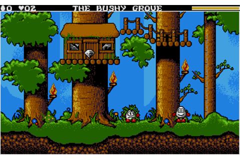Magicland Dizzy | Old DOS Games | Download for Free or ...
