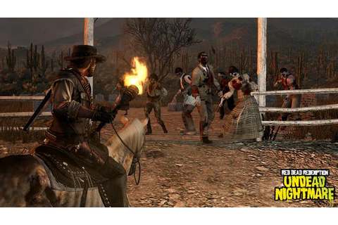 Games torrent: Red Dead Redemption Undead Nightmare