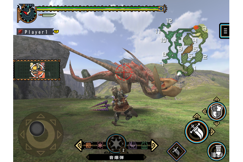 Monster Hunter Freedom Unite review (iOS / Universal ...