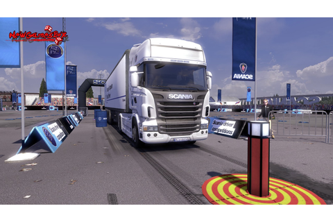 Scania Truck Driving Simulator PC Game Free Download
