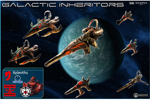 Download Galactic Inheritors Full PC Game