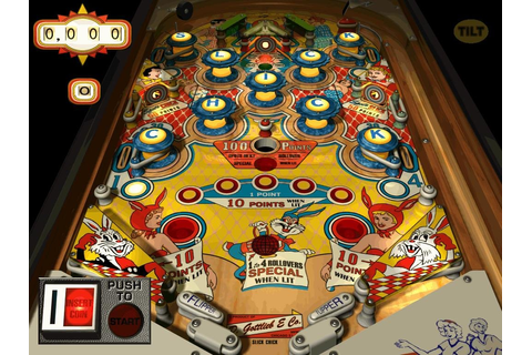 Pinball Arcade (1998) - PC Review and Full Download | Old ...