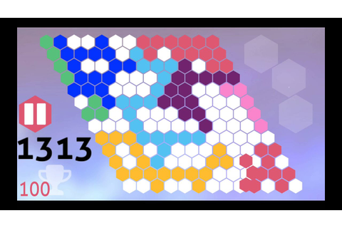 1313 : 1010 Hex Puzzle Game - Android gameplay PlayRawNow ...