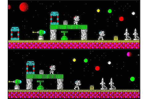 Indie Retro News: Exolon X2 - Retro gaming classic by ...