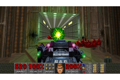 Doom II: Hell on Earth GAME MOD Rabid BFG v.2.0 - download ...