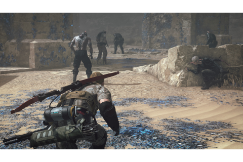 Metal Gear Survive is an unusual spinoff for the franchise ...