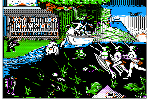 The CRPG Addict: Game 143: Expedition Amazon (1983)