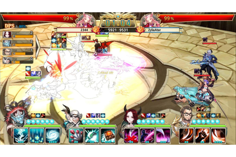 King's Raid APK Download - Free Role Playing GAME for ...