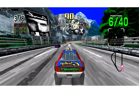 Daytona USA - Xbox 360 - Avermedia Game Capture HD II ...
