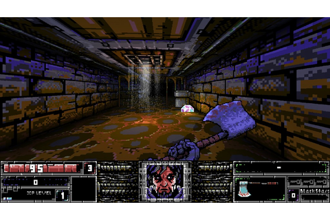 Indie Retro News: Project Warlock - A retrotastic first ...