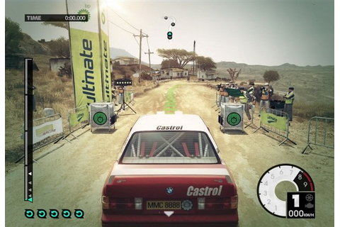 DiRT 3 Free Download PC Game For Windows