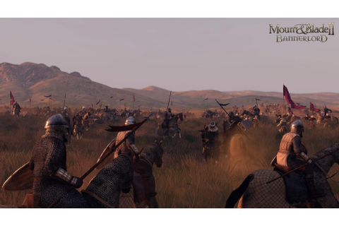 Latest Mount & Blade II: Bannerlord Blog Post Details ...
