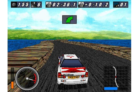 Скриншоты International Rally Championship на Old-Games.RU