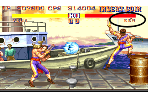 Over The Rainbow: The Version Of Street Fighter 2 You ...