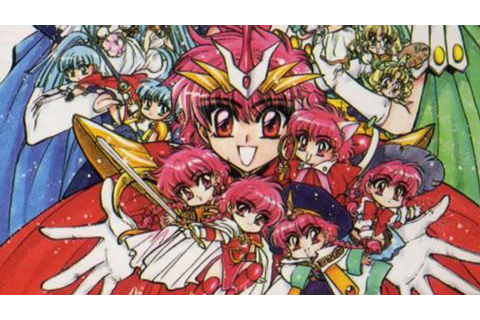 CGR Undertow - MAGIC KNIGHT RAYEARTH review for Game Gear ...