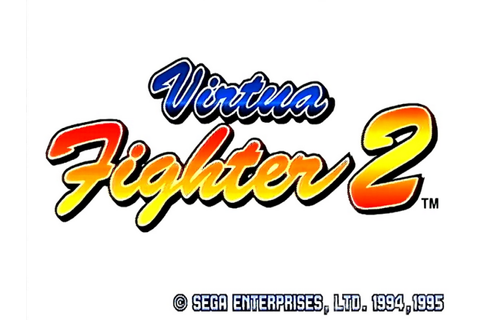 Virtua Fighter 2 Download